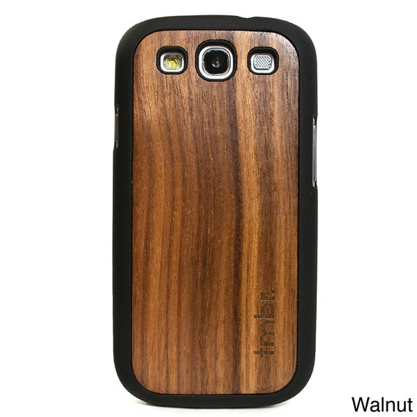 TMBR Wood Samsung Galaxy S3 Fifty-Fifty Case