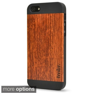 TMBR Wood Apple iPhone 5/5S Fifty-fifty Case