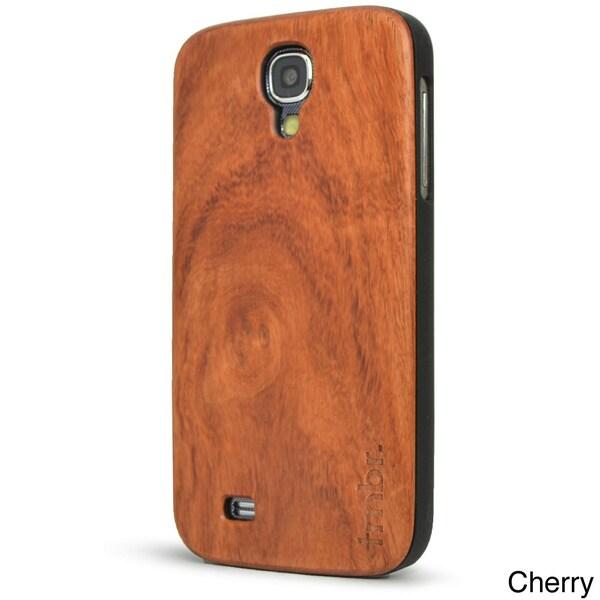 Wood Samsung Galaxy S4 Combo Case - Tmbr