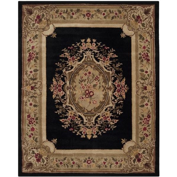 Safavieh Handmade Royalty Tufted Multicolored Wool Rug (8' x 10') - 8' x 10'