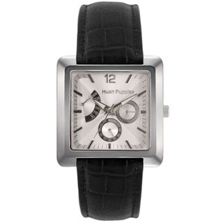 Hush Puppies Men's Stainless Steel Day Retrograde Watch