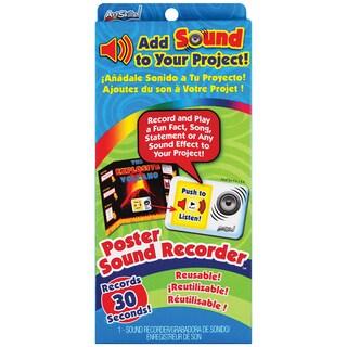 Poster Sound Recorder Kit