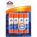 All Purpose Glue Sticks 4/Pkg-.21oz Each