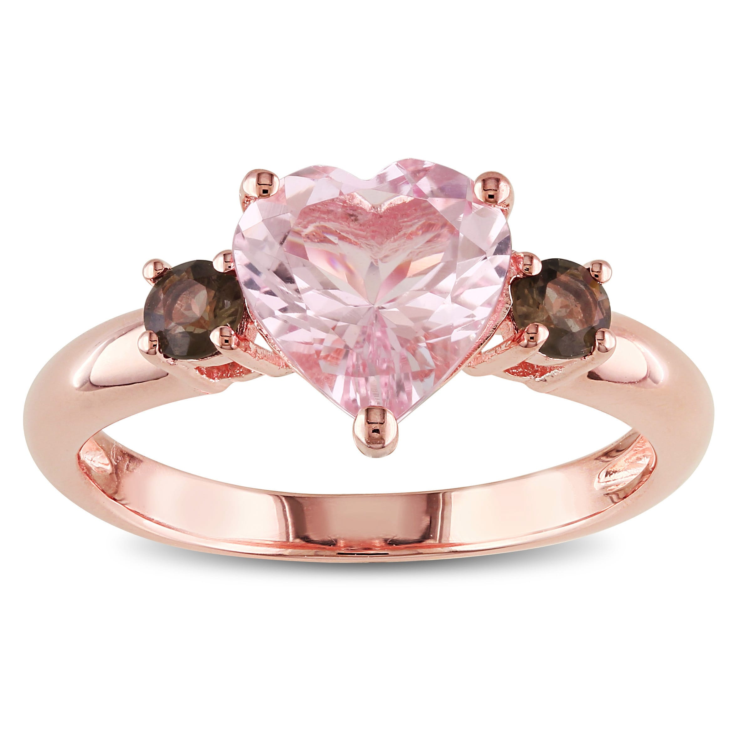 Morganite, Champagne Jewelry For Less   Overstock