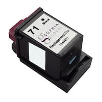 Sophia Global Remanufactured Ink Cartridge for Lexmark 71 (1 Black)