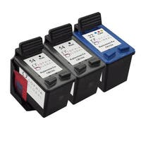 Sophia Global Remanufactured Ink Cartridge Replacement for HP 54 (2 Black, 1 Color)