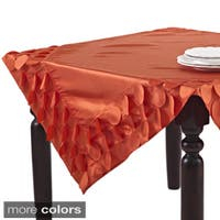 Circle Design Tablecloth