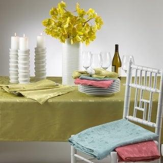 Jacquard Design Polyester Tablecloth