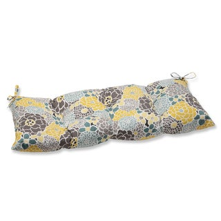 Pillow Perfect Outdoor/ Indoor Full Bloom Swing/ Bench Cushion