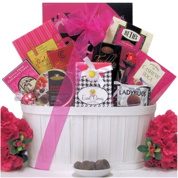 Great Arrivals Sweet & Trendy Valentine's Day Sweets Gift Basket