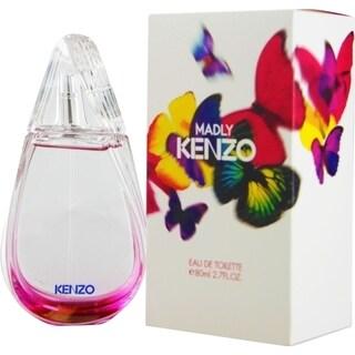 Kenzo Madly Women's 2.7-ounce Eau de Toilette Spray