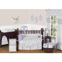 Sweet Jojo Designs Elizabeth 9-piece Crib Bedding Set