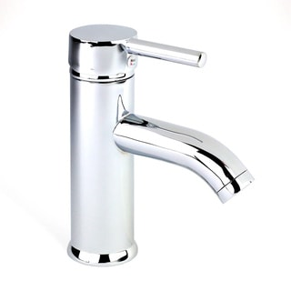 Polished Chrome Bathroom Vessel Sink Faucet