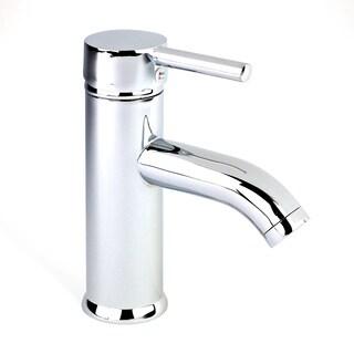 Polished Chrome Bathroom Vessel Sink Faucet