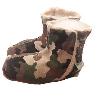 Camouflage Soft Sole Leather Baby Boots|https://ak1.ostkcdn.com/images/products/8747290/Camouflage-Soft-Sole-Leather-Baby-Boots-P15992509.jpg?impolicy=medium