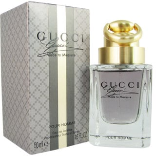 Gucci Made to Measure Men's 1.6-ounce Eau de Toilette Spray