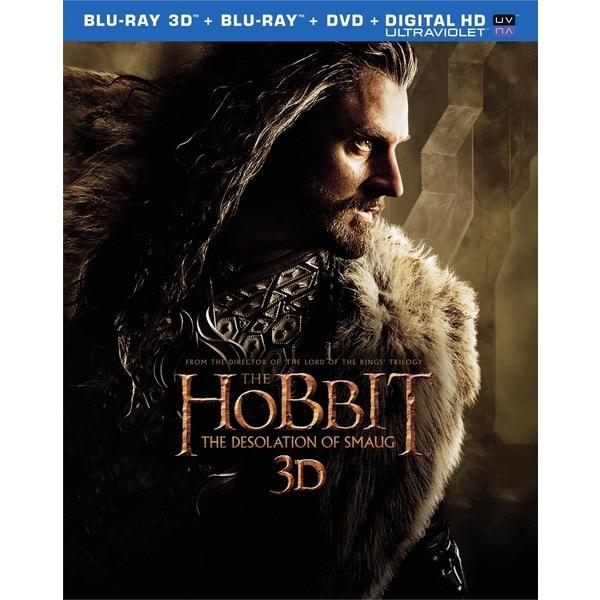 the hobbit the desolation of smaug blu ray 3d blu ray