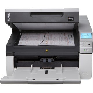 Kodak i3450 Sheetfed/Flatbed Scanner - 600 dpi Optical