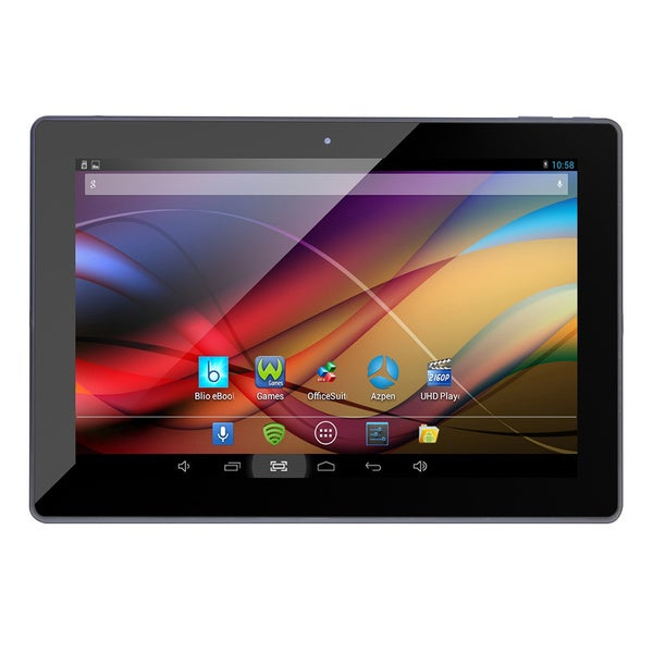 Azpen A1320 8GB 13.3-inch Super Dual-Core Android 4.2 OS Black Tablet PC