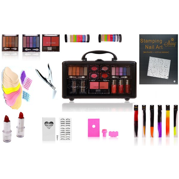 Shany Beauty Queen Supreme Bundle Set A with Two Bonus Samples