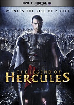 The Legend Of Hercules (DVD)