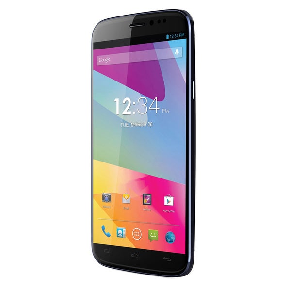 BLU Life View L110a 16GB Unlocked GSM Dual-SIM Android Cell Phone