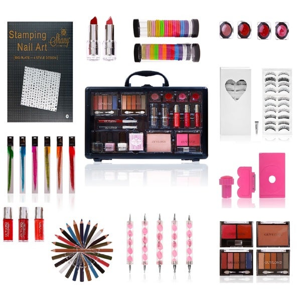 Shany Beauty Queen Supreme Bundle Set B with Two Bonus Samples