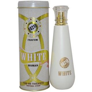 Giorgio Beverly Hills 90210 White Jeans Women's 3.4-ounce Eau de Toilette Spray