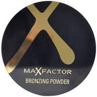 Max Factor Bronzing #02 Bronze Powder