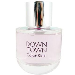 Calvin Klein Downtown Women's 3-ounce Eau de Parfum Spray (Tester)