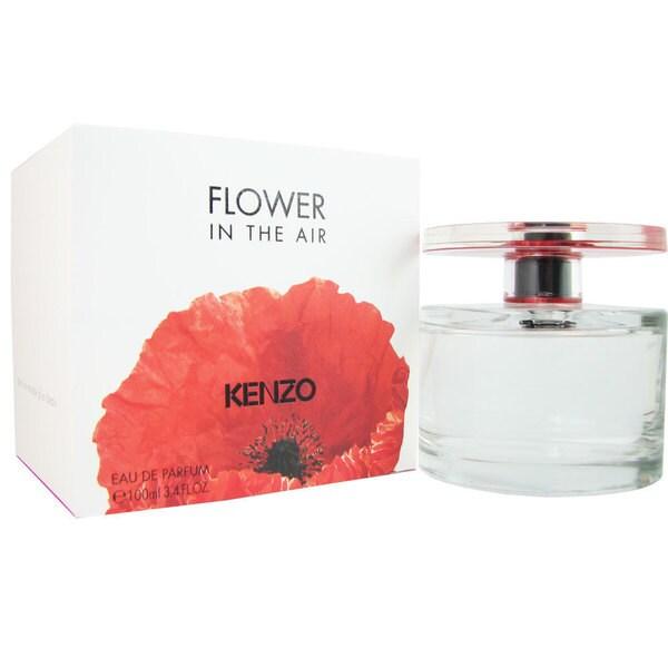 a0523557 Shop Kenzo Flower In The Air Women's 3.4-ounce Eau de Parfum Spray ...