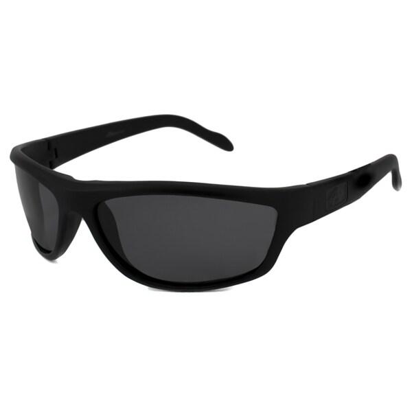 Anarchy Men's Bedlam Polarized/ Wrap Sunglasses