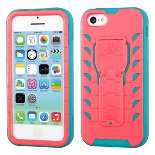 INSTEN TUFF Treadz Hybrid Phone Case Cover for Apple iPhone 5C