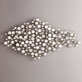 Harper Blvd Olivia Mirrored Metal Wall Sculpture|https://ak1.ostkcdn.com/images/products/8749741/P15994538.jpg?impolicy=medium