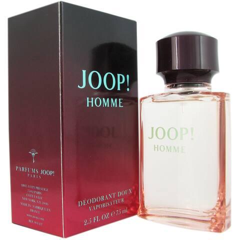 Joop Men's 2.5-ounce Mild Deodorant Spray