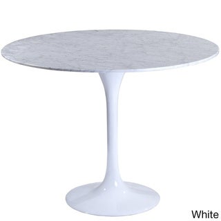 Tulip Dining Table with Marble Top