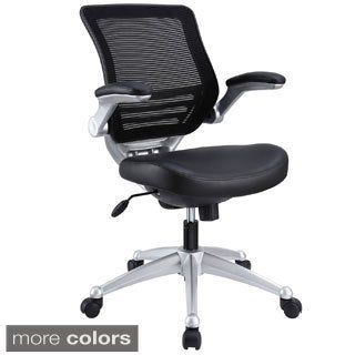 Edge Mesh/ Leather Adjustable Office Chair