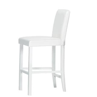 Warehouse of Tiffany Shino White Bar Chair (Set of 2)