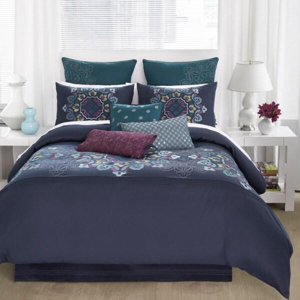 Modern Living Bianca 4-piece Comforter Set and Optional Euro Sham Separates
