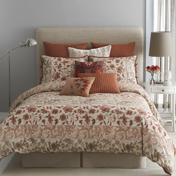 Modern Living Sausalito 4-piece Comforter Set and Optional Euro Sham Separate