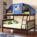 Donco Kids Mission Tent Kit Bunk Bed