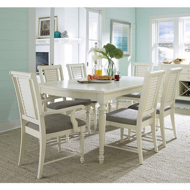 Broyhill Seabrooke Upholstered Dining Arm Chair Overstock 8750013