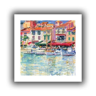 Art Wall Peter Graham 'Mirabeau' Gallery-wrapped Canvas Art