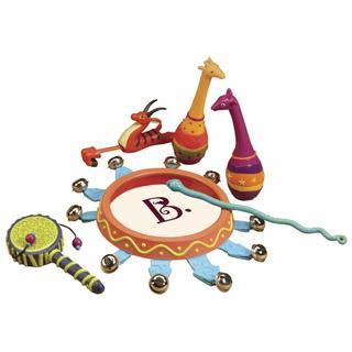 Toysmith B. Jungle Jingle Musical Instruments