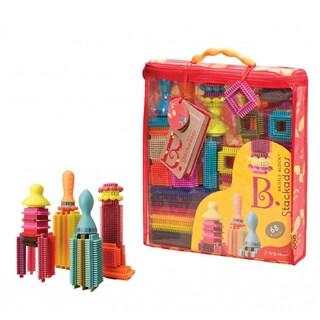 Toysmith Bristle Block Stackadoos