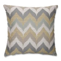 Carson Carrington Verdalsora Geometric Throw Pillow