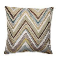 Carson Carrington Verdalsora Zig Zag Throw Pillow