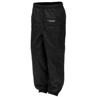 Frogg Toggs Women's Black Pro Action Pants