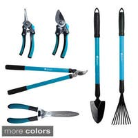 Bloom 6-piece Ultimate Cutting and Digging Garden Kit