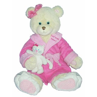First and Main 'Get Well Soon' Plush Bear